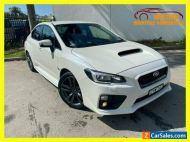 2016 Subaru WRX V1 Sedan 4dr Man 6sp AWD 2.0T [MY16] White Manual M Sedan