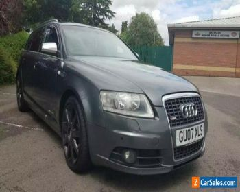 Audi A6 Avant 2.0tdi S-Line Auto Triptronic CVT 7 Speed for Sale