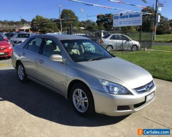 2006 Honda Accord VTi Sedan for Sale