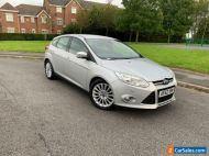 2012 - 62 plate - Ford Focus 2.0 TDCi Titanium X