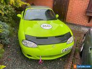 Mazda mx5 mk2 los milage iguana green