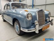 1957 Mercedes Benz 220S Very Nice Condition Firma Trading Classic Car Australia
