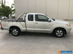 TOYOTA HILUX 2007 SR5 AUTOMATIC UTE 4 SEATER EXTRA CAB 4.0L V6 PETROL 4X2 SR-5