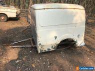Morris Panel Van, Panel Van Body, Fit VW Beetle Chassis