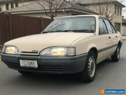 1988 Holden Camira JE Fuel Injected 2 litre 5 speed manual Air Con VL commodore