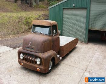 1956 Ford COE Ramp Banana truck 6 wheeler holden 2 tonner suit F100 chevy hotrod for Sale