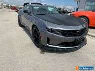 Chevrolet: Camaro 1LE Track Performance Package