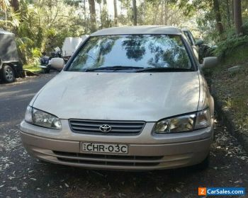 2001 Toyota Camry Wagon auto NO RESERVE Gosford 2250 for Sale