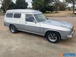 Holden HX Panelvan V8