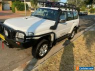 2008 Nissan Patrol DX (4X4) Auto T/diesel Ready for off road 95000 klms