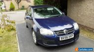 2006 VW Golf Mk 5 GT 2.0 TDI (170) 5dr Hatchback Diesel Manual