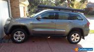 2011 Jeep Grand Cherokee Laredo 4x4 MY12 Petrol V6 3.6