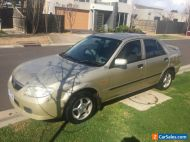 2001 mazda 323 auto alloy wheels with rwc and rego great first car