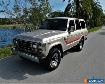 1989 Toyota Land Cruiser J62 for Sale