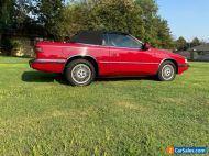 1989 Maserati TC by Maserati