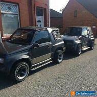 Genuine Suzuki vitara fatboy / suzi Q / project
