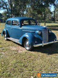1938 NASH Lafayette 2 DOOR Sedan