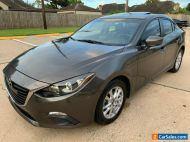 2014 Mazda Mazda3 i Grand Touring Sedan 4D