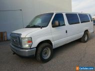 Ford: E-Series Van E 350 super duty cargo with tinted windows