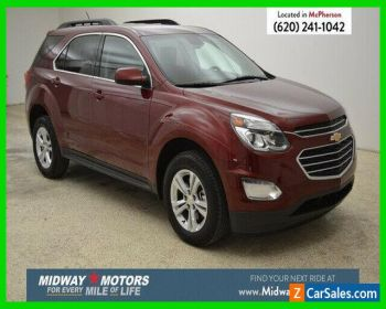 2016 Chevrolet Equinox LT for Sale