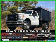 2011 Ford F-350 XL Dump Truck