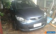2008 MAZDA 2  MANUAL REPAIRED BUT INSPECTION REQUIRED