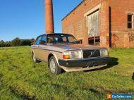 1987 Volvo 240GL, original condition
