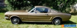 Ford: Mustang Fastback 2+2