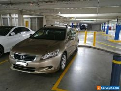 Honda Accord V6, Auto 2008,Beige Gold ,The Best Service History, Immaculate