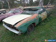 Ford Falcon XB Ute 1974  not xw xy xa xc xd xe, restoration project
