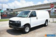 2019 Chevrolet Express Work Van