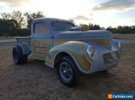 1940 Willys  Gasser Pickup