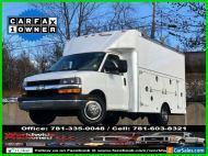 2013 Chevrolet Express 3500 Hi Cube Utility Van