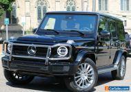 2020 Mercedes-Benz G-Class AMG Package