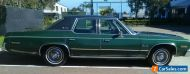 Plymouth Grand Fury Brougham 1977. Dodge. Chrysler.