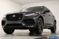 2020 Jaguar F-Pace AWD S F Pace Navigation Sunroof Leather Scafell Grey Satin