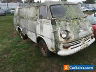 WANTED TO BUY NISSAN DATSUN HOMER VAN PARTS