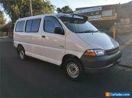 2000 Toyota HiAce SBV RCH12R White Manual M Van