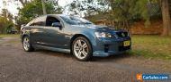 Holden Commodore VE SV6 2010