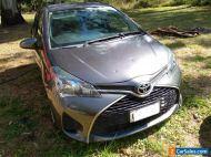 Toyota Yaris 2015 manual