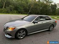 2014 Mercedes-Benz E-Class Sport Package Premium 1