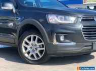 2017 Holden Captiva CG Active Wagon 5dr Spts Auto 6sp 2WD 2.4i [MY17] Charcoal