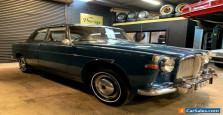 1959 Rover P5 3 Litre , Rare MANUAL and Colour Combo p4 p5b Vanguard triumph MG