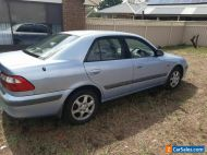 2001 Silver  Mazda 626 used very good condition