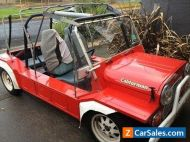 Leyland Mini Moke Californian Red 1977 As Is Great Opportunity in Victoria