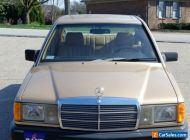 1987 Mercedes-Benz 190-Series E 2.3
