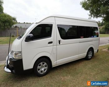 2016 Toyota Commuter double wheelchair van for Sale
