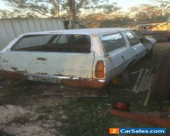 HQ Holden station wagon for Sale