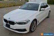 2018 BMW 5-Series 540
