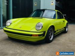Porsche 911  RARE Factory 1974 MFI Carrera RS 2.7